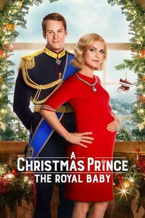 Poster: A Christmas Prince: The Royal Baby