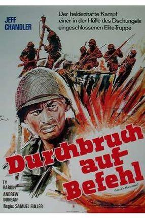 Poster: Durchbruch auf Befehl