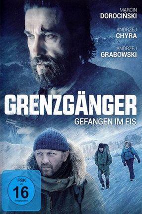 Poster: Grenzgänger Gefangen im Eis