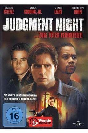 Poster: Judgment Night – Zum Töten verurteilt
