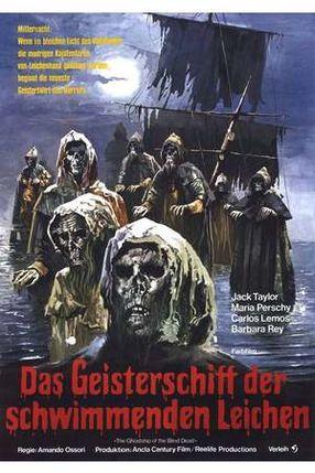 Poster: Das Geisterschiff der schwimmenden Leichen