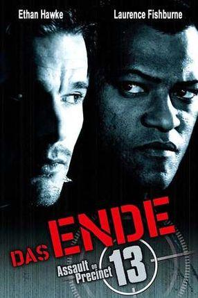 Poster: Das Ende - Assault on Precinct 13