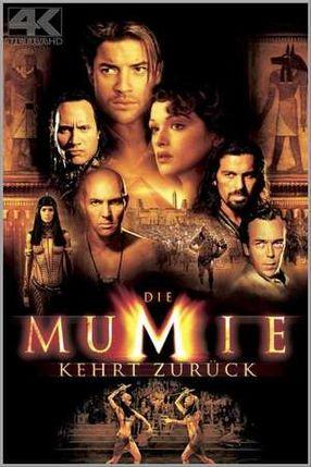 Poster: Die Mumie kehrt zurück
