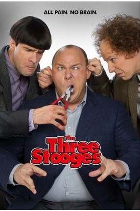 Poster: Die Stooges - Drei Vollpfosten drehen ab