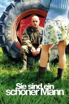 Poster: Sie sind ein schöner Mann
