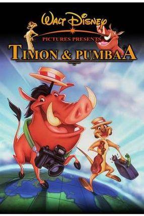 Poster: Abenteuer mit Timon und Pumbaa