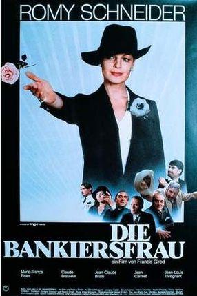 Poster: Die Bankiersfrau