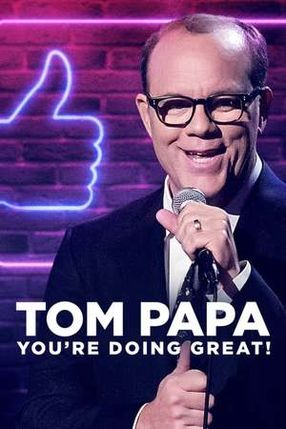 Poster: Tom Papa: You're Doing Great!