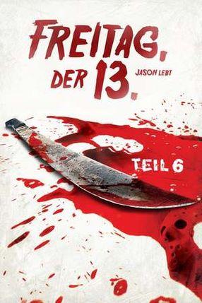 Poster: Freitag der 13. Teil VI - Jason lebt