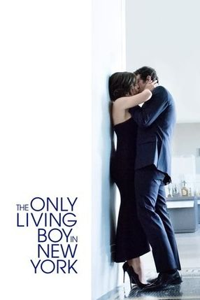 Poster: The Only Living Boy in New York