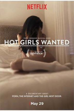 Poster: Hot Girls Wanted