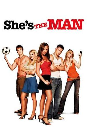 Poster: She's the Man - Voll mein Typ