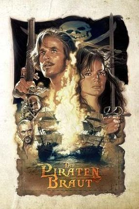 Poster: Die Piratenbraut