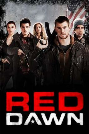 Poster: Red Dawn