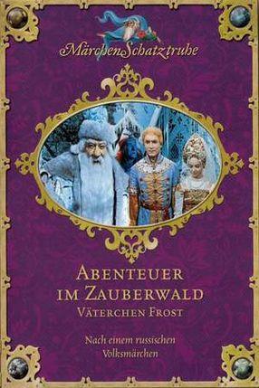 Poster: Abenteuer im Zauberwald