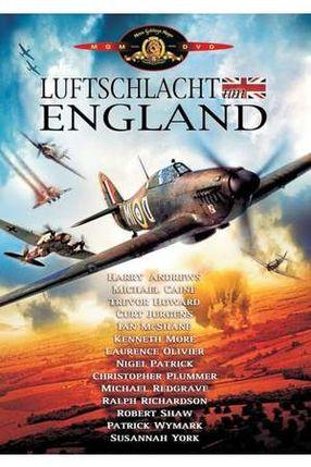 Poster: Luftschlacht um England