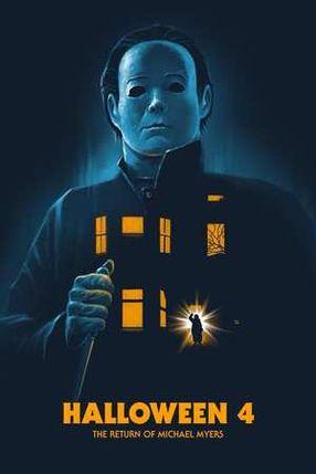 Poster: Halloween IV - Michael Myers kehrt zurück