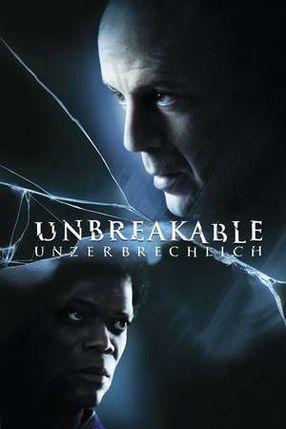 Poster: Unbreakable - Unzerbrechlich