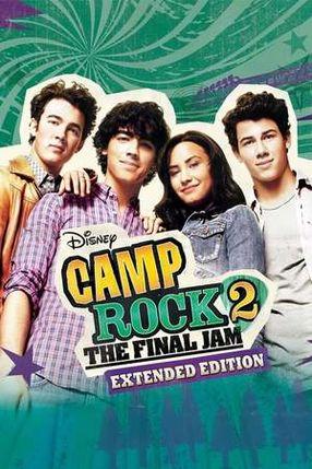 Poster: Camp Rock 2: The Final Jam