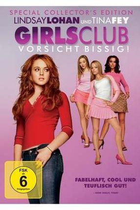 Poster: Girls Club - Vorsicht bissig
