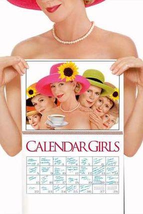 Poster: Kalender Girls