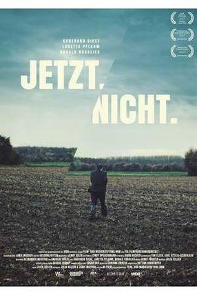 Poster: Jetzt.Nicht.