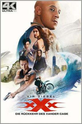 Poster: xXx - Die Rückkehr des Xander Cage