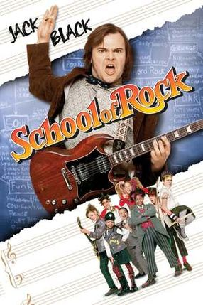 Poster: School of Rock