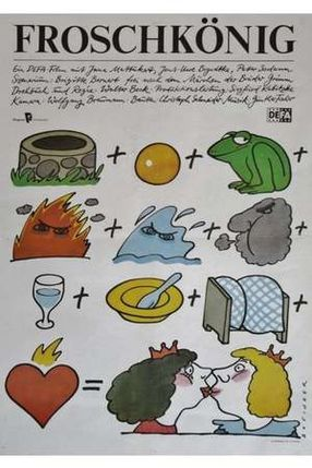 Poster: Froschkönig