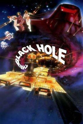 Poster: Das schwarze Loch