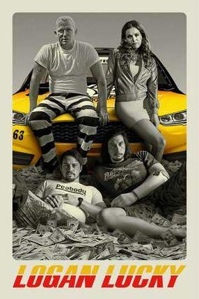 Poster: Logan Lucky