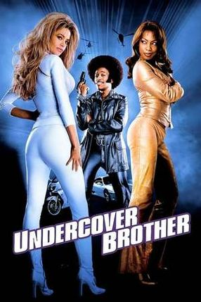 Poster: Undercover Brother
