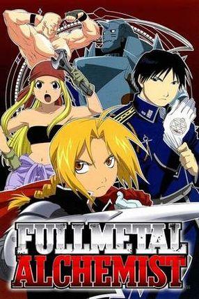 Poster: Fullmetal Alchemist