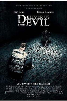 Poster: Erlöse uns von dem Bösen
