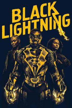Poster: Black Lightning