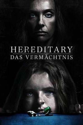 Poster: Hereditary – Das Vermächtnis
