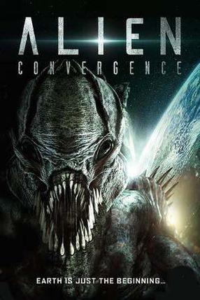 Poster: Alien Convergence - Battle in the Sky