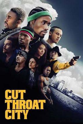 Poster: Cut Throat City