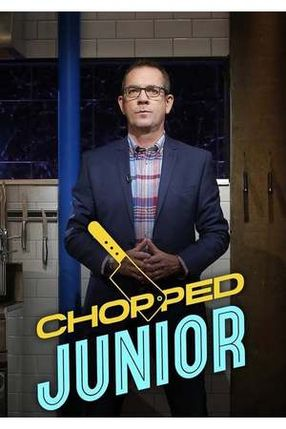 Poster: Chopped Junior