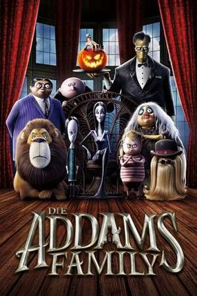 Poster: Die Addams Family
