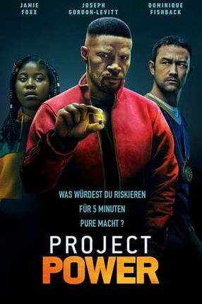 Poster: Project Power