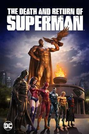 Poster: The Death and Return of Superman