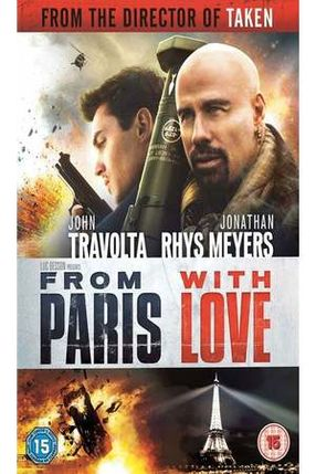 Poster: From Paris with Love