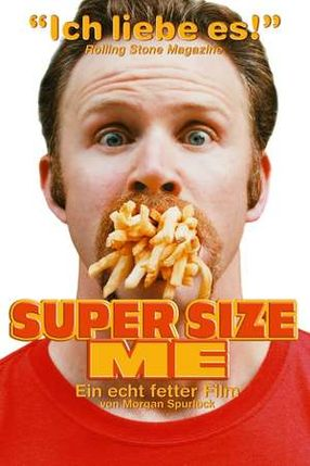 Poster: Super Size Me