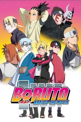 Poster: Boruto - Naruto The Movie