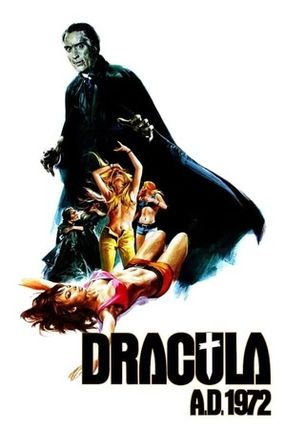 Poster: Dracula jagt Mini-Mädchen