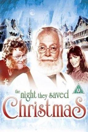 Poster: Rettet den Weihnachtsmann