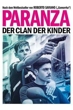 Poster: Paranza - Der Clan der Kinder