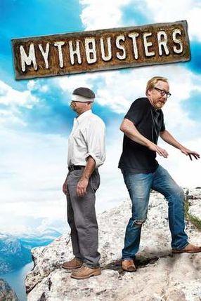 Poster: MythBusters - Die Wissensjäger