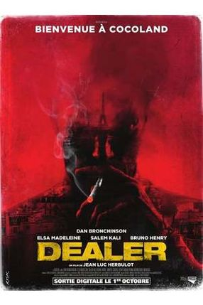 Poster: Dealer - Trip in die Hölle